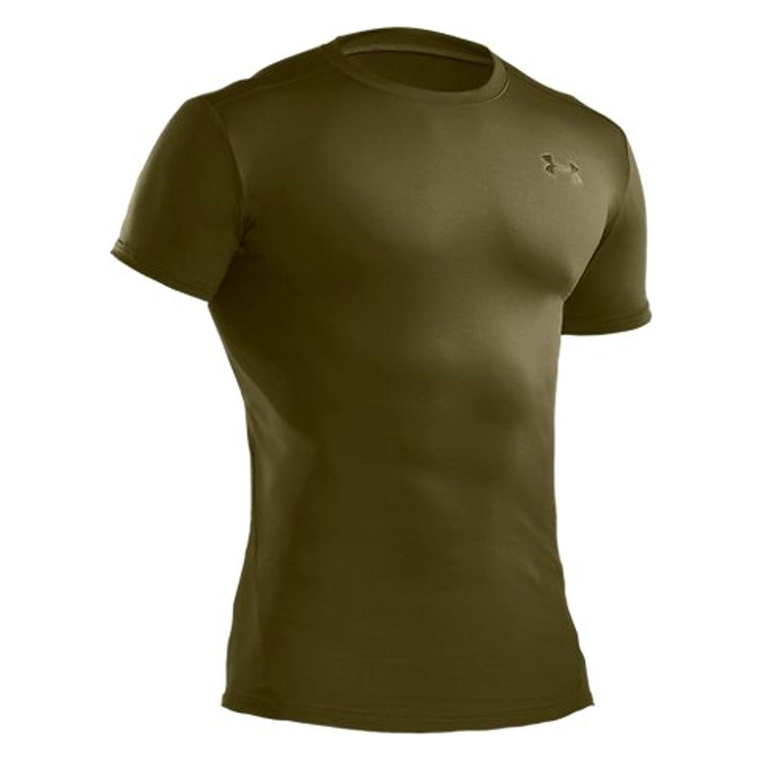 under armour undershirt. under armour men\u0027s heatgear tactical short sleeve t-shirt: amazon.co.uk: sports \u0026 outdoors undershirt