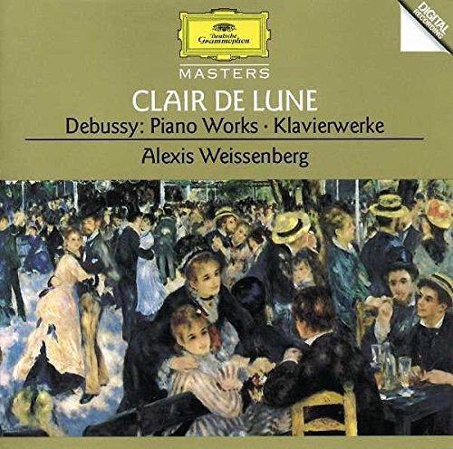 Clair de Lune : Piano works