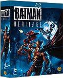 Batman Héritage: Le fils de Batman + Batman vs robin + Mauvais sang - Blu-ray - DC COMICS