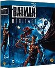 Batman Héritage - Le fils de Batman + Batman vs robin + Mauvais sang - Blu-ray - DC COMICS