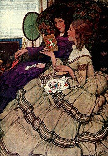 anna-whelan-betts-century-magazine-1904-the-valentine-artistica-di-stampa-4572-x-6096-cm