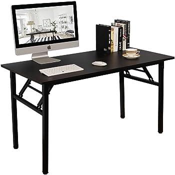 Coavas pieghevole scrivania pc in legno pieghevole tavolo for Tavolo cucina 120x60