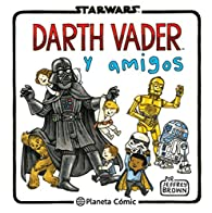 Star Wars Darth Vader y amigos par Jeffrey Brown