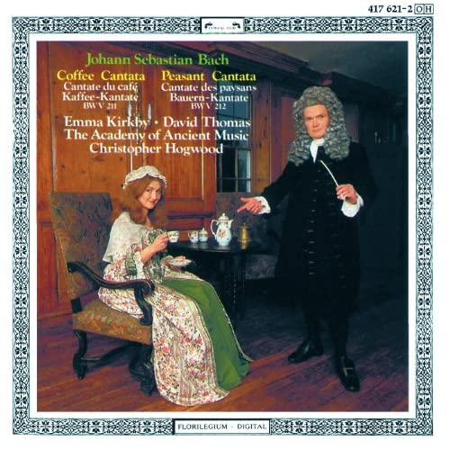 """J.S. Bach: Cantata, BWV 212 """"Peasant Cantata"""" - 2-3. Mer hahn en neue Oberkeet...Nu, Mieke, gib dein Guschel immer her"""