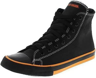 FB Fashion Boots Sneaker da uomo D93816 Nathan con lacci High-Top, con decorazione per scarpe