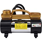 Airman Double Cylinder Air Compressor for blowing motor, Effective driving force 50 l/min