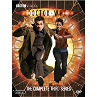 Doctor Who: Complete Third Season