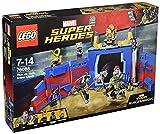 LEGO Super Heroes 76088 - Thor gegen Hulk in der Arena