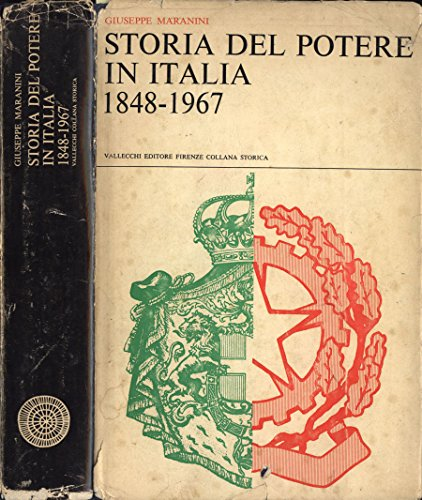 Storia del potere in Italia 1848 - 1967.