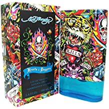 Ed Hardy 'Hearts and Daggers' for Men Eau de Toilette - 100 ml