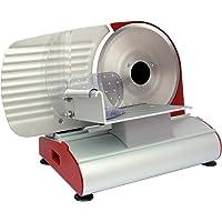 Rgv 110901 Mary 220 - Affettatrice, Struttura in alluminio, Potenza Motore 200 Watt, Lama 220 mm, Spessore di taglio…