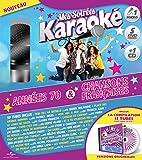 Coffret Karaoké Années 70 + Chansons Françaises (5DVD+Micro+CD)