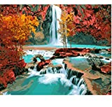 CCEEBDTO Classic Jigsaw Puzzles 1500 Pieces Adults Puzzles Wooden Puzzles River Landscape Diy Collectibles Modern Home Decoration 87X57Cm