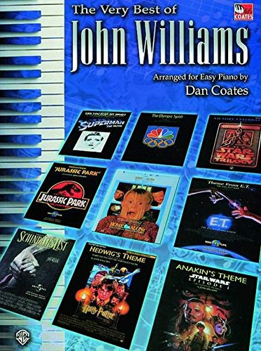 Very Best of John Williams: Easy Piano