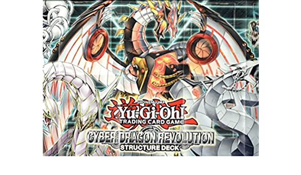 Yu-Gi-Oh NEU /& OVP Deutsch Structure Deck Cyber Dragon Revolution