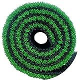 WENZHE Prato Sintetico Tappeti Erba Sintetica Tappeto Verde Erba Artificiale 10mm Simulazione Verde Parete Ornamento, più Dimensioni (Color : B, Size : 1x9m)