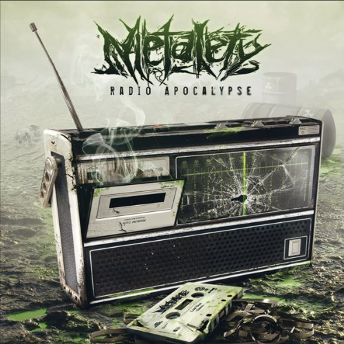 Metalety: Radio Apocalypse (Audio CD)