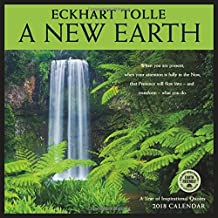 New Earth 2018 Wall Calendar: A Year of Inspirational Quotes