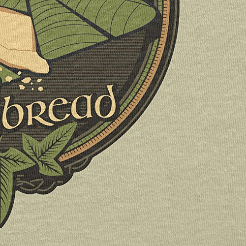TEXLAB – Lembas the Elvish Waybread – Stoffbeutel, natur - 3