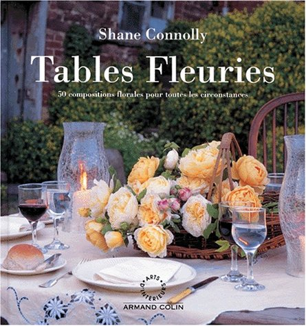 TABLES FLEURIES