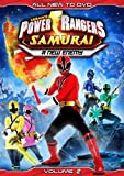 Power Rangers Samurai: A New Enemy 2 / (Sub Ac3) [DVD] [Region 1] [NTSC] [US Import]
