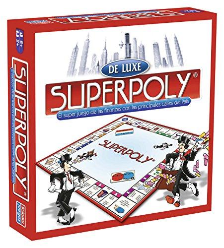 Falomir 646384 - Juegosuperpoly De Luxe Euro