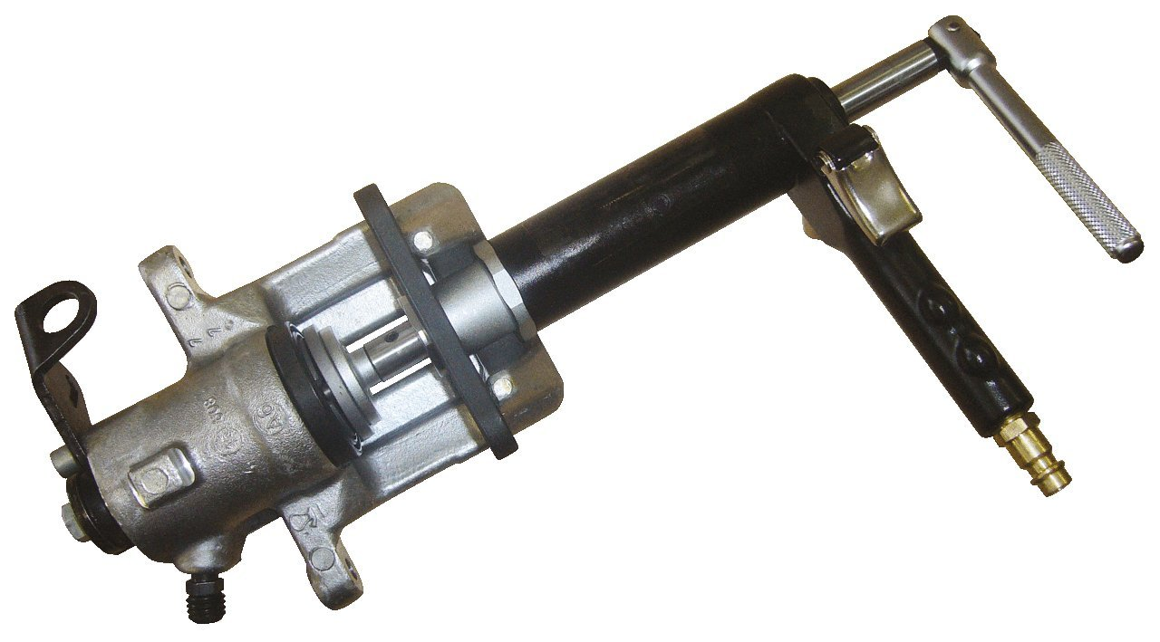 KS Tools 150.2000 Druckluftspindel-Bremskolbenwerkzeug-Satz, 18-tlg.