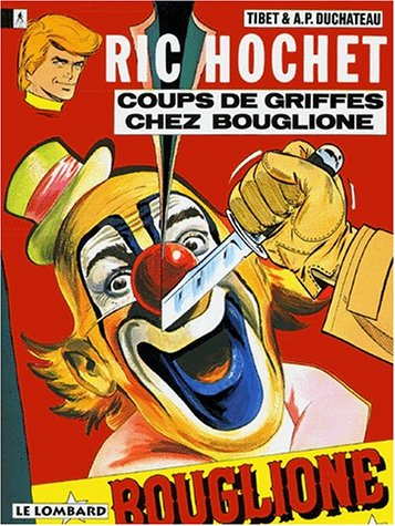 Ric Hochet, tome 25 : Coups de griffes c...
