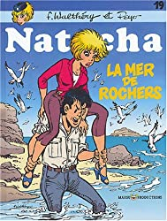 Natacha, tome 19 : La Mer de rochers
