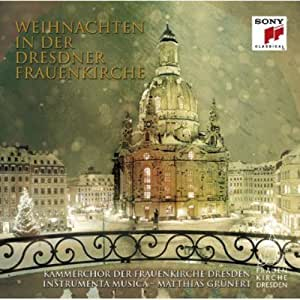 Weihnachten in der Dresdner Frauenkirche