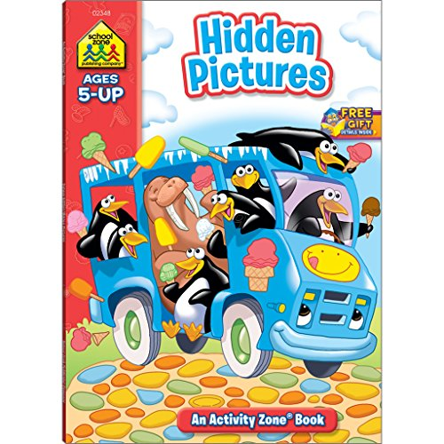 Hidden Pictures (Activity Zone)
