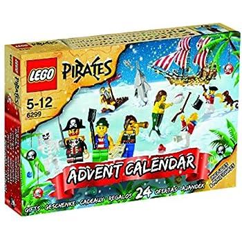 Calendrier De L'avent Pirates Lego Le Jeu 6299 Construction xrCQsdthB