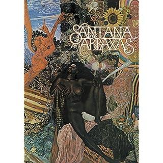Santana / Abraxas Poster Print (60.96 x 91.44 cm)
