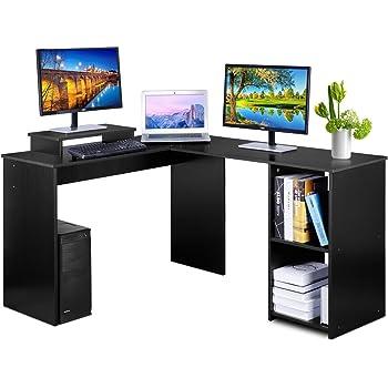Dosleeps bureau d 39 ordinateur grand bureau d 39 ordinateur - Bureau d etude informatique ...