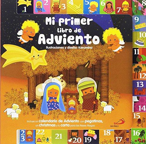 Mi primer libro de Adviento por Octavio Figueredo Rueda