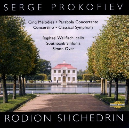 5 Melodies/Classical Symphony