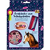 Spiegelburg 14345 Armbänder zum Selbstgestalten Pferdefreunde