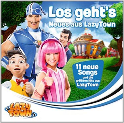 Los Geht'S-Neues aus Lazy Town