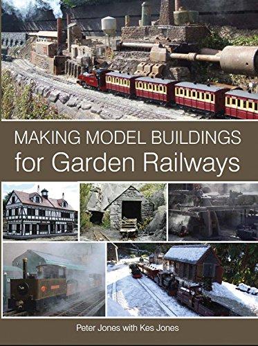 Making Model Buildings for Garden Railways por Peter Jones