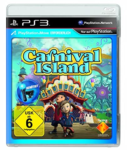 Carnival Island [import allemand]