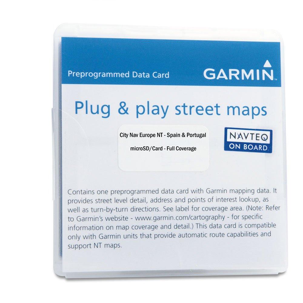 Garmin Maps Of Spain And Portugal On Sd Card Microsd Amazon Co Uk Electronics