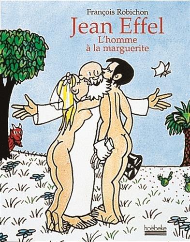 Jean Effel - L'homme  la Marguerite