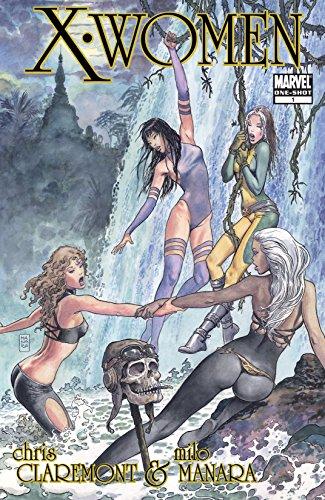 X-Women (2010) #1 (English Edition) por Chris Claremont
