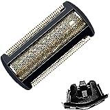 Perfect Compatibel & Vervanging Trimmer/Scheerapparaat Folie voor Philips Bodygroom Tondeuse BG2028, BG2038, BG2040 BG2020 BG