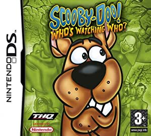 Scooby Doo! Who's Watching Who? (Nintendo DS)