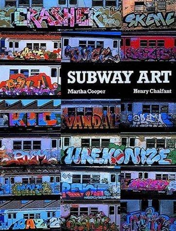 Subway Art by Martha Cooper (9-Jul-1984) Paperback