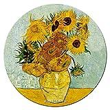 Kieszonkowe lusterko Van Gogh - Flowers