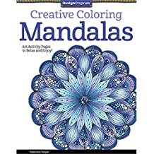 Mandalas Adult Coloring Book: Art Activity Pages to Relax and Enjoy!