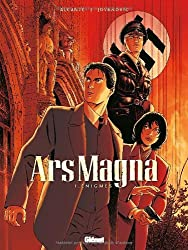 Ars Magna, Tome 1 : Enigmes