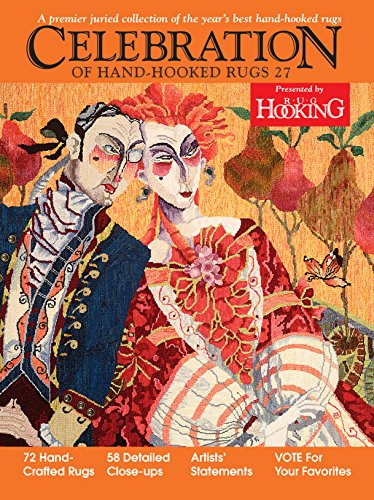 Celebration of Hand-Hooked Rugs 27 (English Edition) -